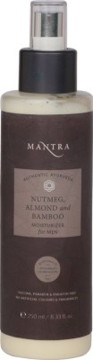 Mantra Nutmeg, Almond And Bamboo Moisturizer For Men
