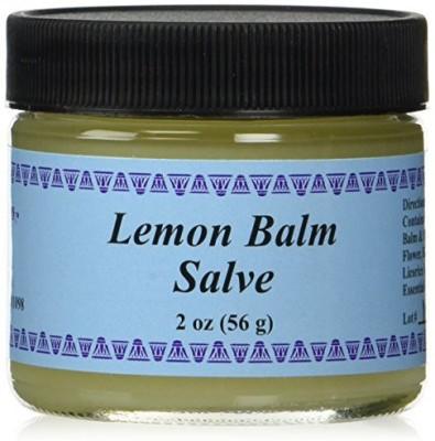 WiseWays Herbals: Salves for Natural Skin Care, Lemon Balm Cream