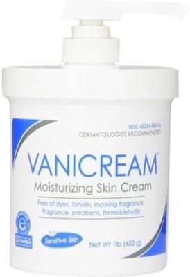 Vanicream Skin Cream W/Pump