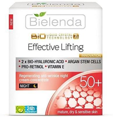Bielenda Regenerating Anti-Wrinkle Night Cream-Concentrate 50+