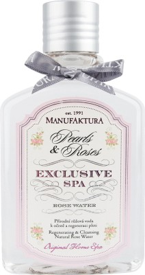 Manufaktura Rose Water with Rose Petals - Face