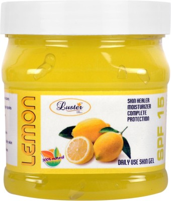 Luster Lemon Massage Skin Gel