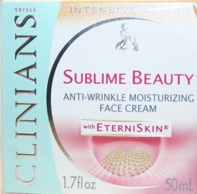 Chom Clinians Azione Pelle Giovane con Eterniskin Anti-Wrinkle Moisturizing Treatment for Mature Skin
