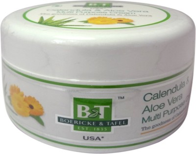 Boericke & Tafel Calendula & Aloe Vera Multipurpose Cream(Pack Of 2)