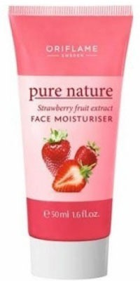 Pure Nature Oriflame Face Moisturiser