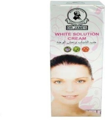 Dr James White Solution Cream