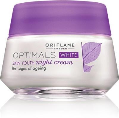 Oriflame Sweden Optimals White Skin Youth Night Cream