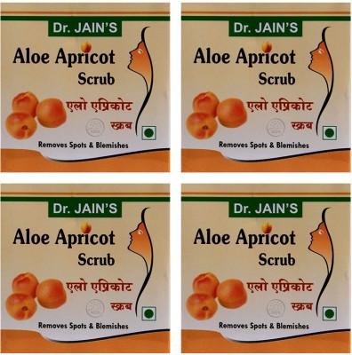 Dr.Jain,S Aloe Apricot Scrub