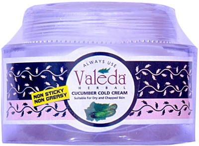 VALEDA Herbal Cucumber Cold Cream