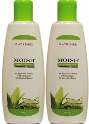 Atrimed Moish Ayurvedic Moisturizer Pack Of 2