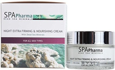 Spa Pharma Dead Sea Minerals Night Extra Firming & Nourishing Cream