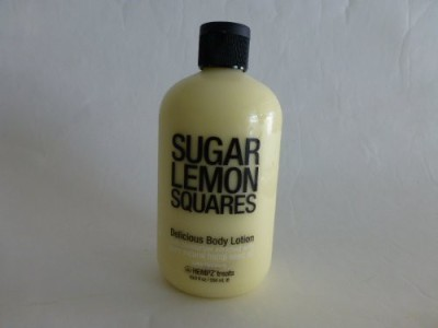 Hempz Treats Body Lotion, (Sugar Lemon Squares)