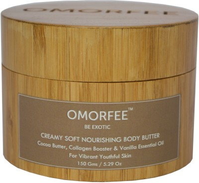 OMORFEE Creamy Soft Nourishing Body Butter