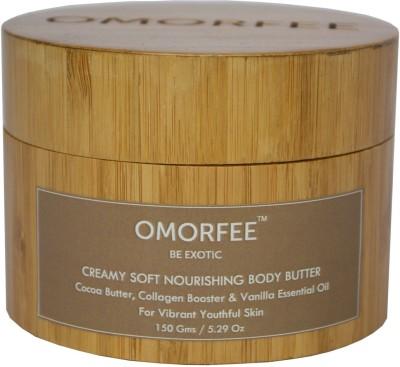 OMORFEE Creamy Soft Nourishing Body Butter
