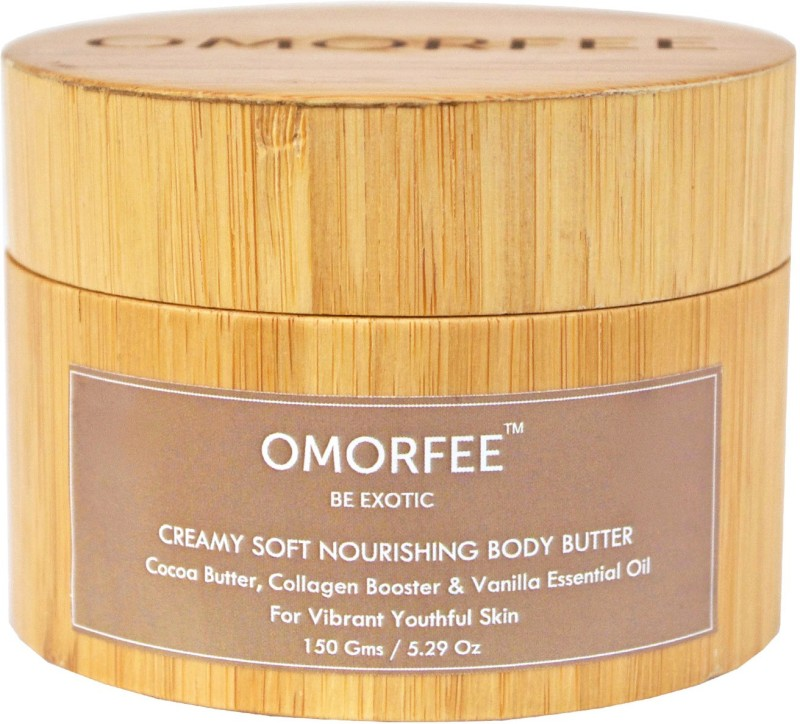 OMORFEE Creamy Soft Nourishing Body Butter(150 g)