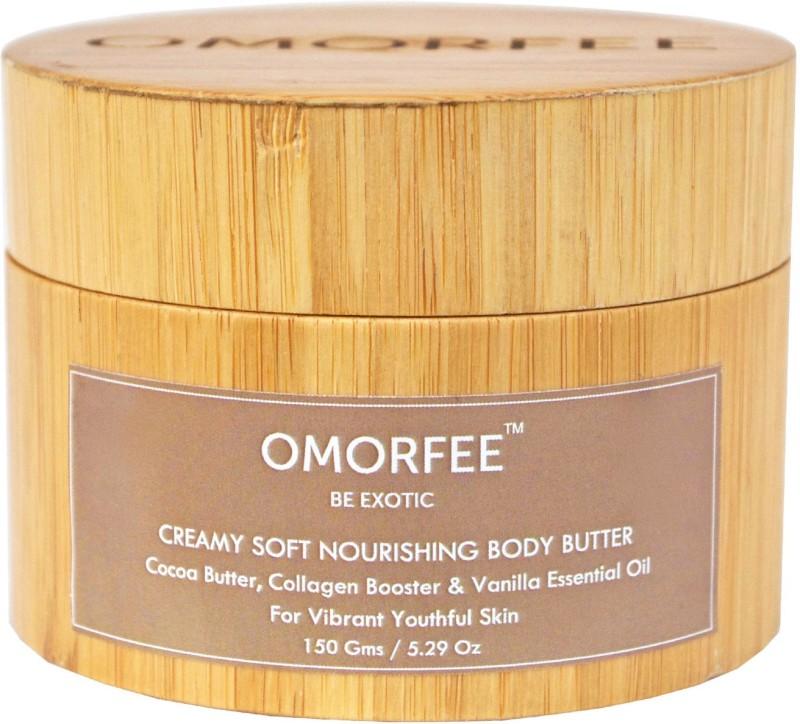 OMORFEE Creamy Soft Nourishing Body Butter(150 g)