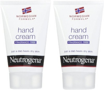 Neutrogena Hand Cream Norwegian Formula Fragrance Free