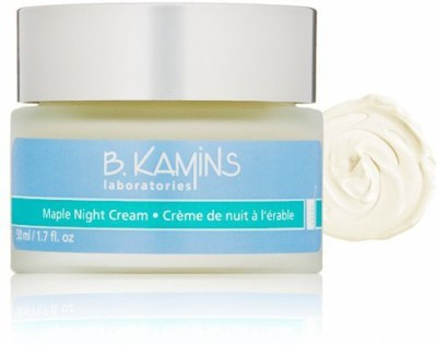B. Kamins Maple Night Cream