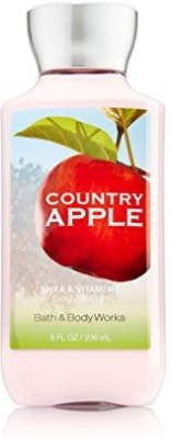 Bath & Body Works Country Apple Pleasures Collection Body Lotion