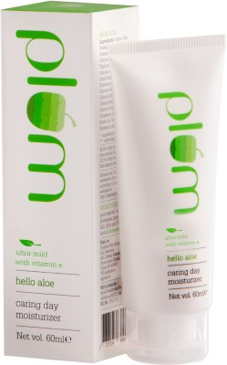 Plum Hello Aloe Caring Day Moisturizer (Ultra-Mild)