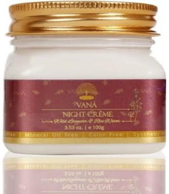 VANA VIDHI Wild Lavender & Rice Water Night Crème