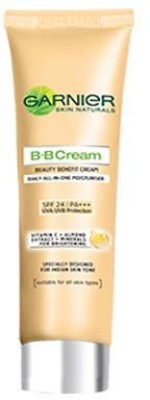 Garnier B-B Cream Beauty Benefit