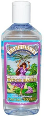 Humphrey's Homeopathic Remedy Lilac Witch Hazel Facial Toner -