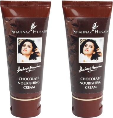 Shahnaz Husain Chocolate Nourishing Cream Pack of 2