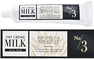 Archipelago Botanicals Oat Milk Body Creme Tube cream