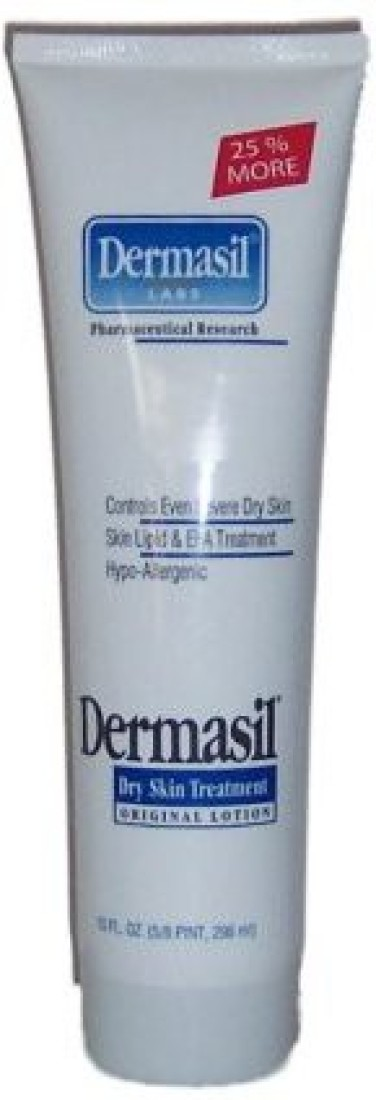 Dermasil Labs Dry Skin Treatment, Original Formula Tube(300 ml)