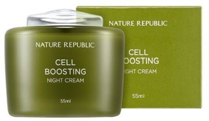 Nature Republic Cell Boosting Night Cream(55 ml)