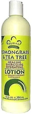 Nubian Heritage Lotion, Lemongrass and Tea Tree