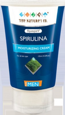 The Natures Co Spirulina Moisturizing Cream