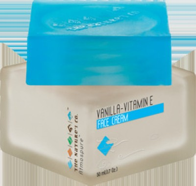 The Nature's Co Vanilla Vitamin E Face Cream
