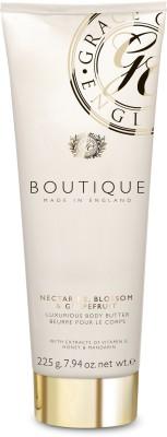 BOUTIQUE NECTARINE BLOSSOM & GRAPEFRUIT - BODY BUTTER