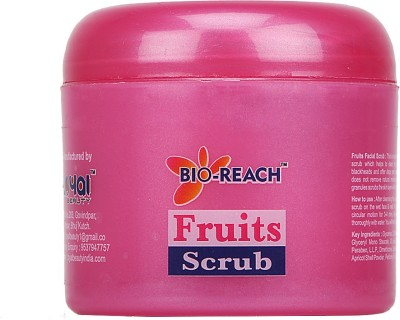 Bio Reach Fruits Scrub