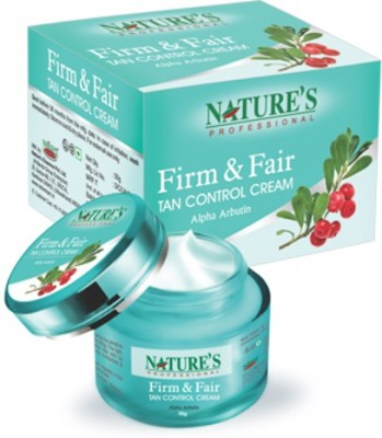 Nature,S Professional Firm & Fair Tan Control Cream