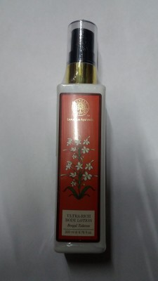 Forest Essentials Ultra-rich Body Lotion Bengal Tuberose