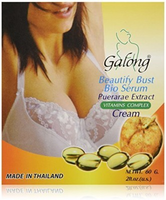 Galong Bust firmin & enlarement herbal cream + Soap Vitamin Complex