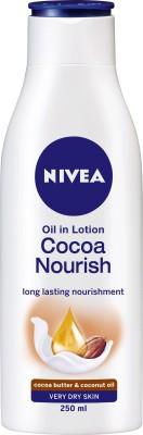 Nivea Cocoa Nourish Body Lotion