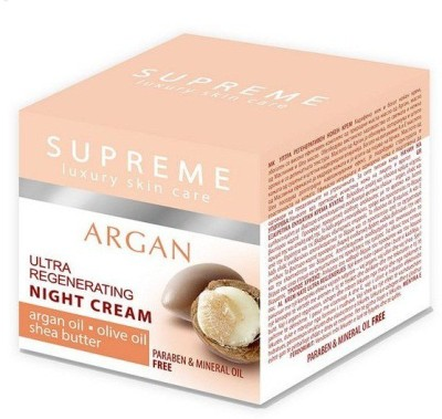 Supreme Argan Ultra Regenerating Night Cream