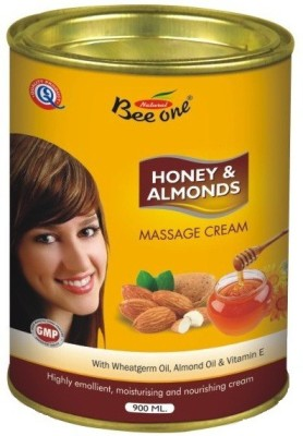 Beeone Honey And Almond Massage Cream