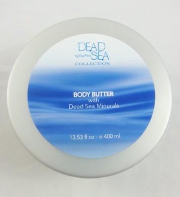 Dead Sea Premier Dead Sea Collection Body Butter