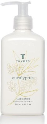 Thymes Hand Lotion, Eucalyptus, - Pump Bottle