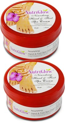 NutriGlow Nourshing Hand & Foot Spa(50 g)