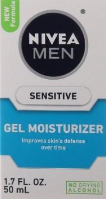 Nivea Sensitive Gel Moisturizer