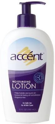 Accent Moisturizing Lotion
