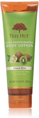 Tree Hut Shea Moisturizing Body Lotion, Island Kiwi