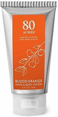 80 Acres Blood Orange Hand & Body Lotion