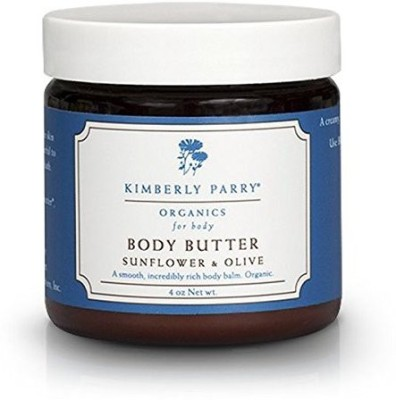 Kimberly Parry Organics Parry Organics Nourishing Body Butter, Sunflower & Olive